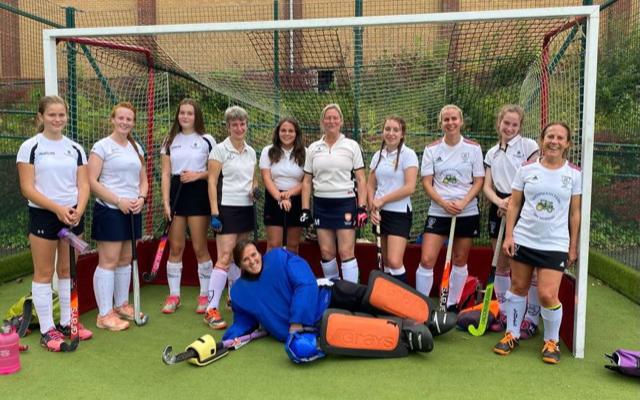 Sixth XI Women v Sutton